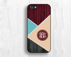 monogrammed iphone 4s cases triangle puzzled iphone 5s by LiveCase, $9.99
