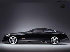 Maybach Exelero – The eight million car.