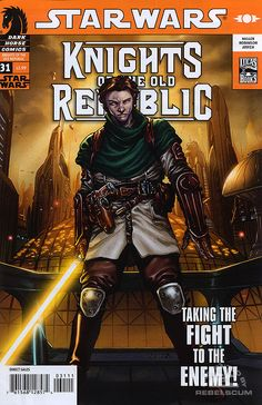 Knights of the Old Republic 31