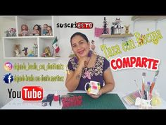 flamingo en taza con resina l pasta flexible l dianita martinez - YouTube Biscuit, Clay Art, Flexibility, 3 D, Youtube, Projects, Handmade, Craft, Color