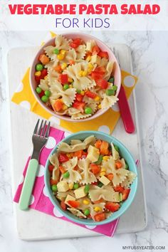 Cajun Delicacies Is A Lot More Than Just Yet Another Food Feeding Kids This Summer Is Super Easy With This Delicious And Quick Pasta Salad Recipe Kids Pasta, Pasta Salad For Kids, Pasta Recipes For Kids, Salads For Kids, Easy Meals For Kids, Baby Food Recipes, Kids Meals, Toddler Recipes, Daycare Meals