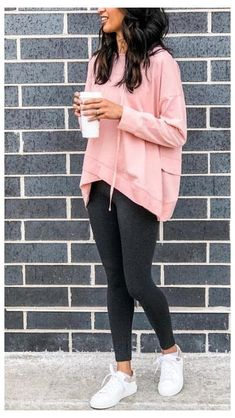 Athleisure Trend, Athleisure Outfits, Sporty Outfits, Mode Outfits, Fashion Outfits, Casual Athletic Outfits, Athletic Fashion, Fashion Ideas, Sporty Fashion