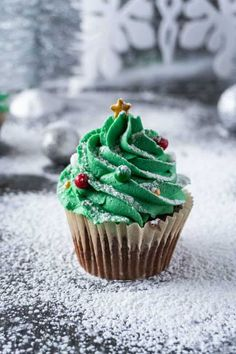 The 11 Best Christmas Cupcake Ideas The Eleven Best