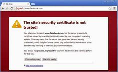 Fake Digital Certificates Found in the Wild While Observing Facebook SSL Connections http://thehackernews.com/2014/05/fake-digital-certificates-found-in-wild.html #Security