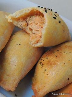 Trainee de cozinheira: Pasteizinhos de Forno