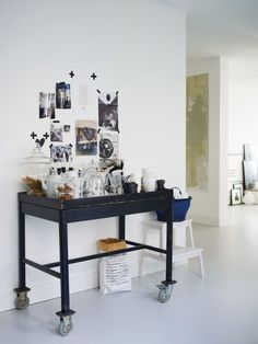 Vosgesparis: My home in Decorate Workshop - A book by Holly Becker