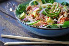 Thaise salade met tonijn | Eetspiratie