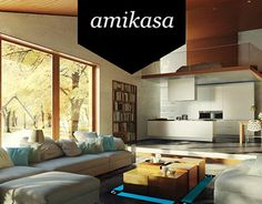 NDG set out to offer a tool for digitally exploring new furniture designs in your home. Amikasa began in 2009 as a desktop application, but was revised and released in Fall 2014 for mobile devices. The app allows users to easily build rooms in 3D and add …