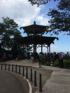 Vista Chinesa! Um dos muitos pontos no Rio de Janeiro com uma vista incrível!
