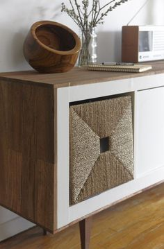 Image result for ikea hack tv console