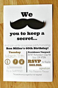 Ideas birthday party ideas 60th birthday party parties invitations