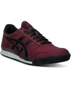 Asics Men's Onitsuka Tiger Ultimate 81 Casual Sneakers from Finish Line - Red 7.5