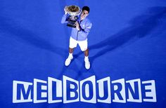 Le Serbe Novak Djokovic a gagné l'Open d'Australie en battant le Britannique Andy Murray.