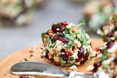 Thumbnail for 3 vegan cheese ball recipes that will be the star of the snack table
