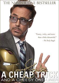 Tony Starks Autobiography