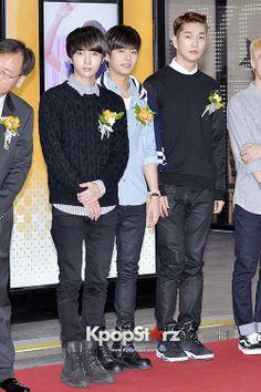 4 ジェヒョン、ヒョジュン、ソンミン