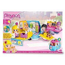 ¡Ninoninonino! La Ambulancia de Mascotas de Pinypon llega para curar a nuestros queridos amigos de cuatro patas :)
