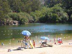 Go Jump in a Lake! #99Days #beach Lake Anza in #Berkeley