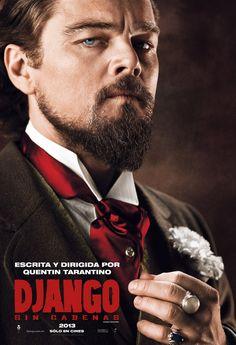 Django Unchained. Leonardo DiCaprio