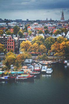 Prins Hendrikkade, #Amsterdam. #greetingsfromnl