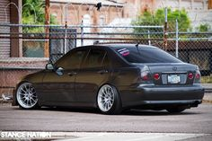 Hella flush lexus IS300