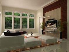 Ruang keluarga adalah ruang berkumpul seluruh anggota keluarga. Dari sisi desain interior, ruang keluarga harus mampu menghadirkan suasana hangat dan akrab.