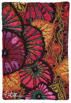 Beading Artistry for Quilts by Thom Atkins for C&T Publishing