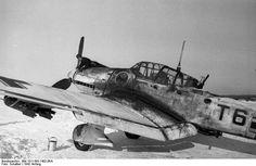 """"""" Stuka """" Early 42`"""