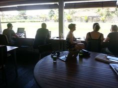 Working with like-minded people in inspiring places. That's Coworkation!
