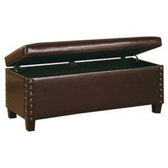 Broadbent Storage Bench
