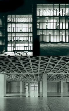 Louis Kahn - Yale University Art Gallery 1953