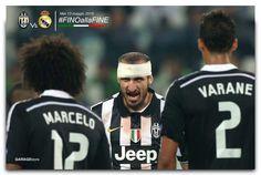 13 maggio dueMila15 Juventus/Italia ChampionsLeague 2015