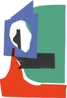 Atelier Bingo's Collages Follow In The Tradition Of Matisse's Paper Cuts