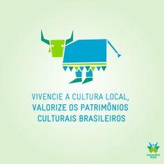 #VocêSabia que ao prestigiar as manifestações culturais de cada região, também estimula a preservação das tradições e o desenvolvimento local? Aproveite sua viagem para desvendar a cultura brasileira! #Cultura #brasil #sustentabilidade #turismosustentável