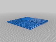 3D print brush cleanser