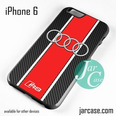 Audi Cars Phone case for iPhone 6 and other iPhone devices