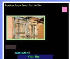 Ingenious Custom Design Door Handles 140853 - The Best Image Search