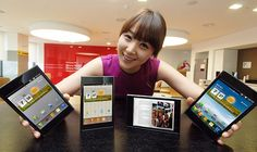 LG launches the Optimus Vu 5-inch Android Smartphone