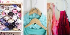 10 Organization Tricks for People With Too Many Clothes Household Tips And Tricks., Dottie McLean, Household Tips And Tricks. Small Bedroom Organization, Small Closet Organization, Organization Hacks, Organising Hacks, Organizing Tips, Tips And Tricks, Clothing Storage, Clothing Organization, Organize Clothing