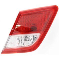 2007-2009 Toyota Camry Tail Lamp RH,Inner,Lens & Housing,Usa/japan Built-Capa