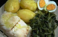 cozido de bacalhau