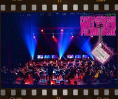 Die Fantastische Welt der Filmmusik mit dem Young Classic Sound Orchestra unter der Leitung von Lahnor Adjei.