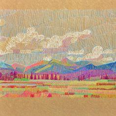 Rocky Mountains Lui Ferreyra
