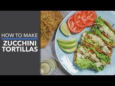 Zucchini Tortillas Recipe - Dr. Axe