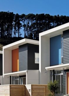 Regent Park Apartments Complex, Wellington, New Zealand by Designgroup Stapleton Elliot (DGSE)