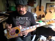 Cigar Box Guitar (MAKE &) PLAY IN A DAY