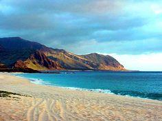 Barking Sands Beach, Kuai