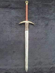 Mandoble DOBLE-EMPUÑADURA 84.70 € / www.VelsaniaWorld.com / LARP COSPLAY REV SOFTCOMBAT SWORD