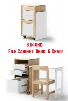 Folding Desk Mobile Desk Foldable Desk Small Desk This piece of office furniture is so smart You get 3 pieces Great for home or the corporate office Folding Furniture, Expand Furniture, Small Office Furniture, Folding Desk, Smart Furniture, Space Saving Furniture, Furniture Layout, Home Furniture, Furniture Ideas