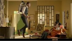 Blake Griffin 'Jet Pack' GameFly Commercial Video.